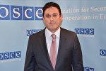 Постоянный представитель Азербайджанской Республики в ОБСЕ Галиб Исрафилов