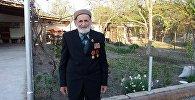 Ветеран Великой отечественной войны Ахмедов Мамед Сейфат оглу