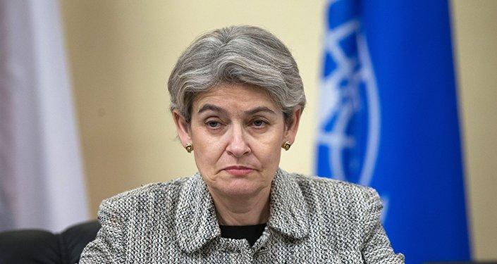 Директор ЮНЕСКО Ирина Бокова, фото из архива