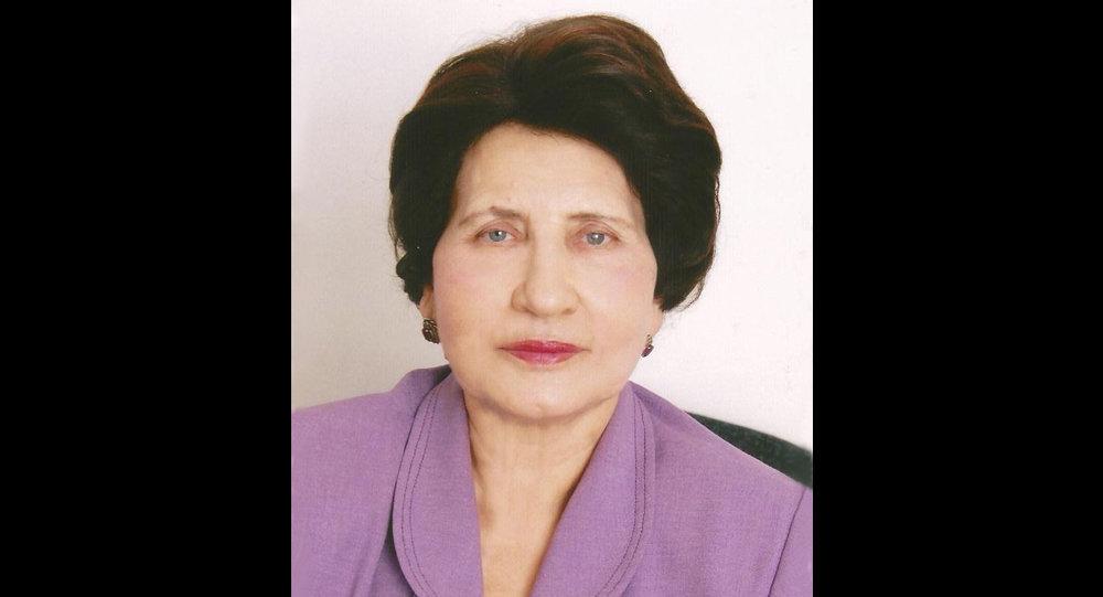 Ушла изжизни Рафига Алиева
