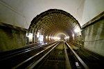 Metro tuneli, arxiv şəkli