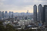 Cənubi Koreyanın paytaxtı Seul, arxiv şəkli
