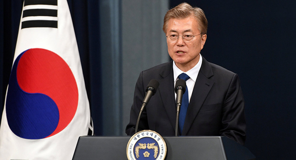 Cənubi Koreyanın yeni prezidenti Mun Jae İn