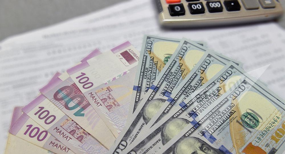 Русский рубль на манат