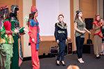 Дизайнер Гюльнара Халилова представила свою новую коллекцию в Вене
