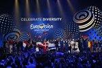 """""""Eurovision-2017"""" mahnı müsabiqəsinin finalçıları"""
