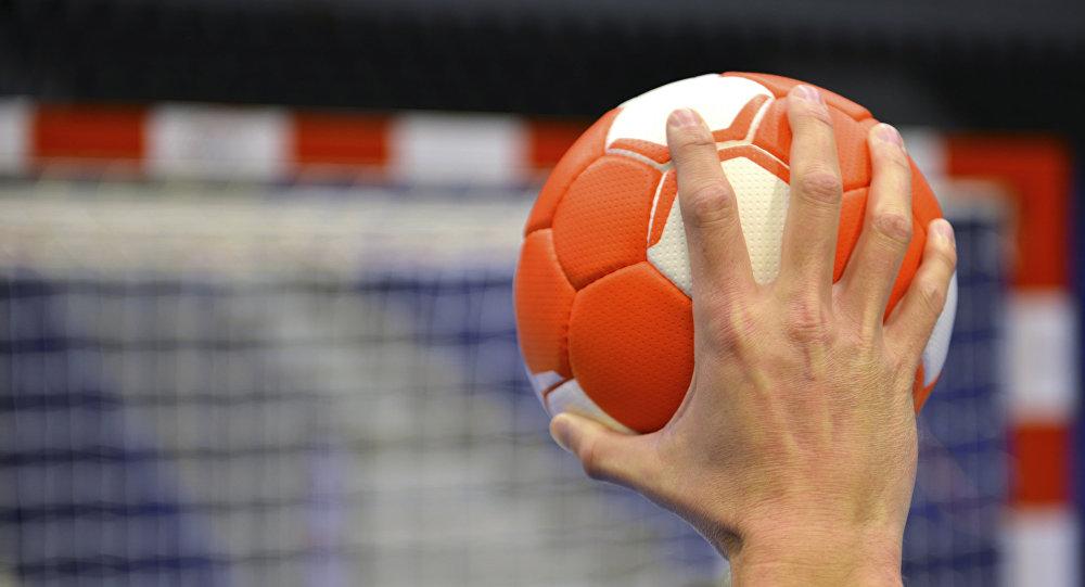 Həndbol, arxiv şəkli