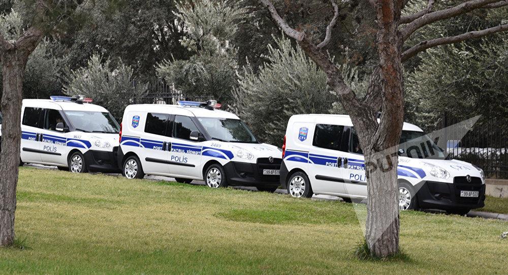 Polis avtomobilləri
