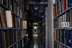Библиотека, фото из архива