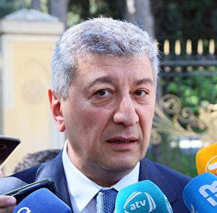 Azərbaycan Respublikası Standartlaşdırma, Metrologiya və Patent üzrə Dövlət Komitəsinin sədri Ramiz Həsənov