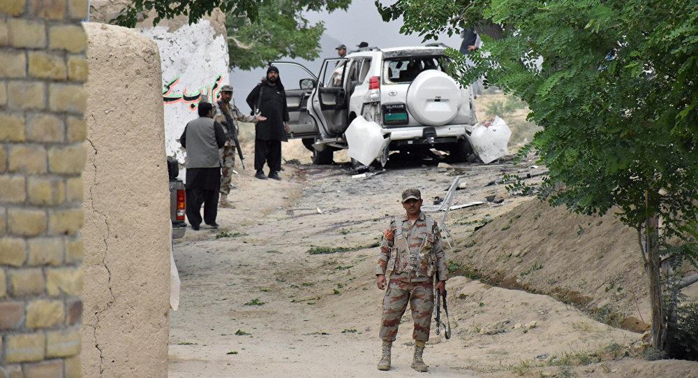 Bəlucistan əyalətində baş verən hadisə zamanı 25 nəfər həlak olub, daha 35 nəfər yaralanıb