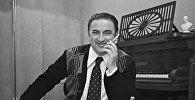 Композитор Рауф Гаджиев в 1970 году