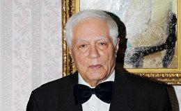 Азербайджанский писатель и ученый Абдул Гусейнов.