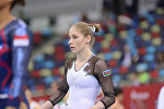 Азербайджанская гимнастка Марина Некрасова