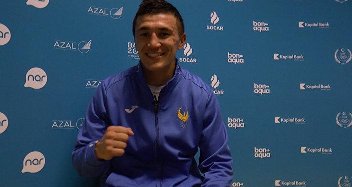 Боксеры из Узбекистана и Казахстана ждут золота Исламиады в Баку