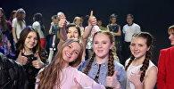 Участницы международного детского конкурса Ты супер!
