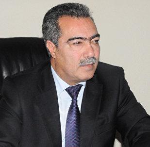 Исполнительный директор Фонда государственной поддержки развитию СМИ при Президенте Азербайджана Вугар Сафарли