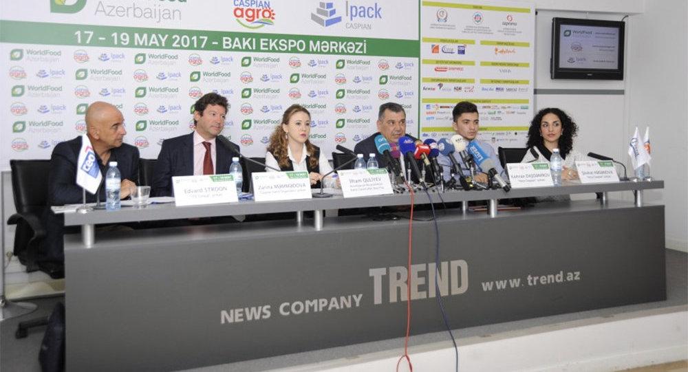 Ставрополье участвует ввыставке пищевой индустрии «WorldFood Azerbaijan 2017»