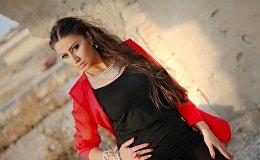 Певица Damla, фото из архива