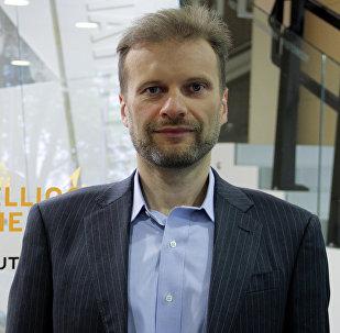 Специалист в области кибербезопасности, генеральный директор компании Zecurion Алексей Раевский