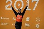 Anastasiya İbrahimli, ağır atletika üzrə Avropa çempionu