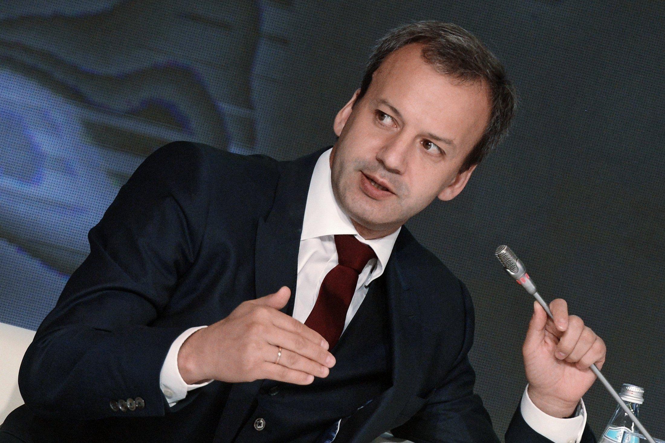 Rusiya Baş nazirinin müavini Arkadi Dvorkoviç