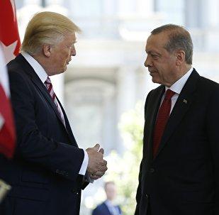 Ərdoğan və Tramp