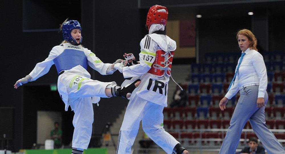 Taekvondo yarışları