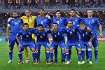 Сборная Азербайджана по футболу, фото из архива