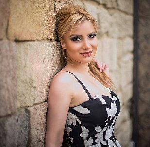 Новая фотосессия обладательница титула II Vice Mrs. Top of the World-2015 Теграны Бахрузи