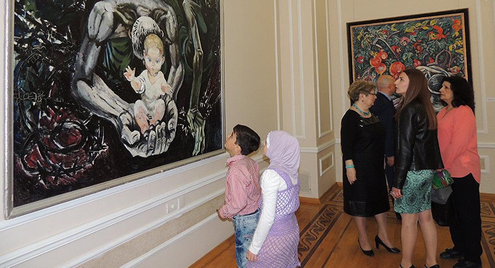 Выставка под названием Забытое не забывается