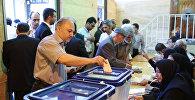 İranda prezident seçkiləri