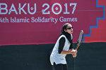 Индивидуальные и парные соревнования по теннису IV Игр Исламской солидарности