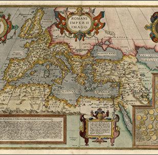 Abraham Orteliusun atlası