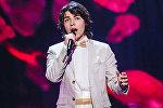Молодой азербайджанский исполнитель Ибрагим Насруллаев