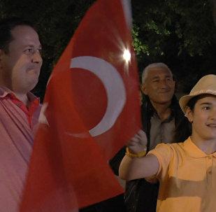 Турецкие песни в живом исполнении прозвучали в Баку
