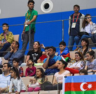 Финалы соревнований по прыжкам в воду с 10 метров IV Игр Исламской солидарности