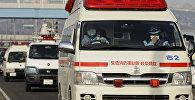 Карета скорой помощи в Японии, фото из архива