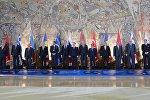 Заседание Совета глав МИД стран-участниц Организации черноморского экономического сотрудничества (ОЧЭС, BSEC) в Белграде, фото из архива
