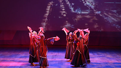 День азербайджанской культуры в Москве
