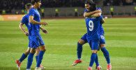 Azərbaycan millisinin futbolçuları, arxiv şəkli