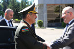 Состоялась встреча министров обороны Азербайджана и Грузии