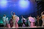 Сцена из балета Вальс надежды
