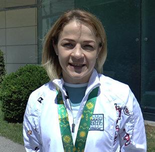 Азербайджанские медалисты Исламиады - о победах