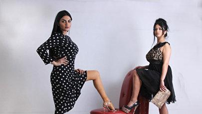 Финалисты Miss & Mister Azerbaijan-2017 в эксклюзивной fashion-съемке