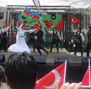 Дни культуры пяти стран, принимающих участие в IV Играх исламской солидарности, прошли в Баку