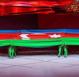 IV İslam Həmrəyliyi Oyunlarının rəsmi bağlanış mərasimi