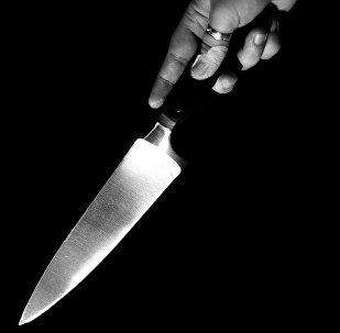 Нож, фото из архива