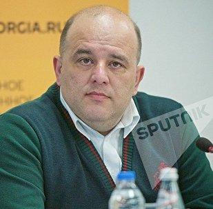 Грузинский эксперт Вахтанг Маисая
