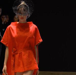 Модная неделя: дизайнеры из Казахстана и Грузии удивили бакинцев